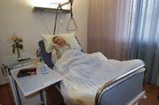 personne hospitalisee